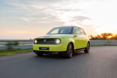 本田将推全新模块化ev平台,首批车型预计2025年前推出