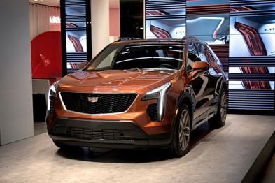 """定位紧凑型SUV,凯迪拉克XT4却要靠""""大""""来撬动市场?"""