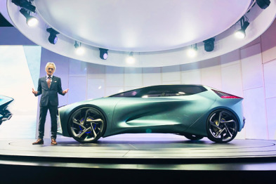 雷克萨斯电气化战略解读:重塑未来豪华车