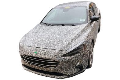 福特在美测试拟在华量产的福克斯原型车