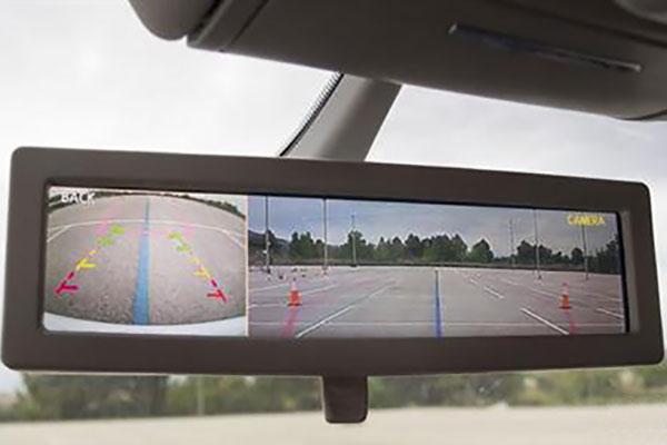 欧洲率先使用新后视镜,用于支付高速通行费