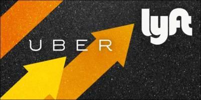 Uber:Lyft的估值虚高,不值20亿美金