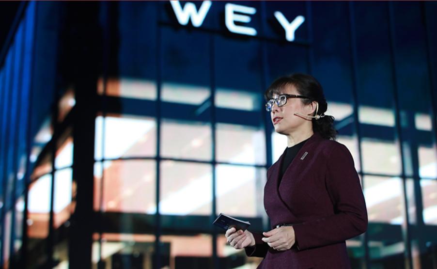 营销一把手离开,WEY品牌正酝酿更大变革