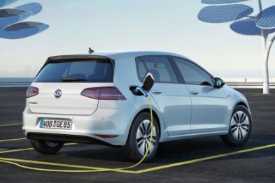 大众将在巴黎车展亮相全新电动汽车原型