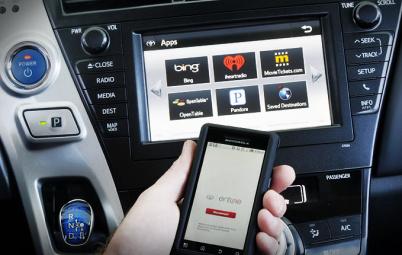 丰田Entune & 大众Car-Net:不做苹果和谷歌的备胎