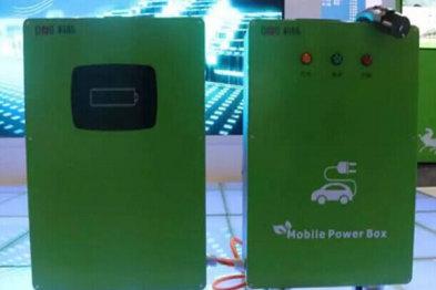 科陆电子推出电动车移动充电宝