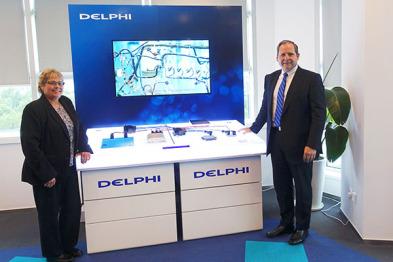 德尔福把电气化业务部总部搬到了上海,48V本土化进展如何?