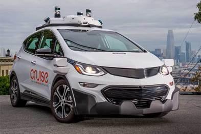 为什么谷歌做不可的「豆荚车」,通用却有决心在2019年量产?