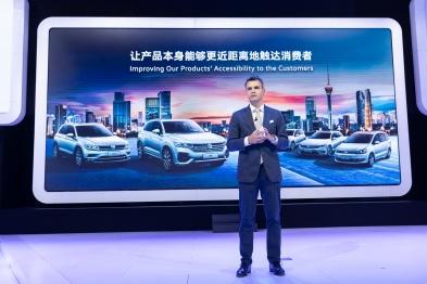 共驭征途 锐领未来 大众进口汽车亮相2019成都国际车展
