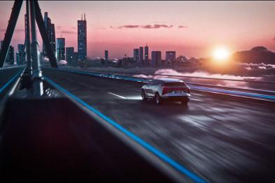 跳出荧屏的未来汽车,高合HiPhi 1