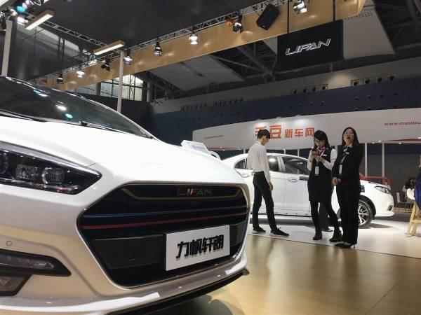 2018年的广州车展上,力帆展台已颇为冷清;2019年的广州车展上,力帆品牌早已不见踪影
