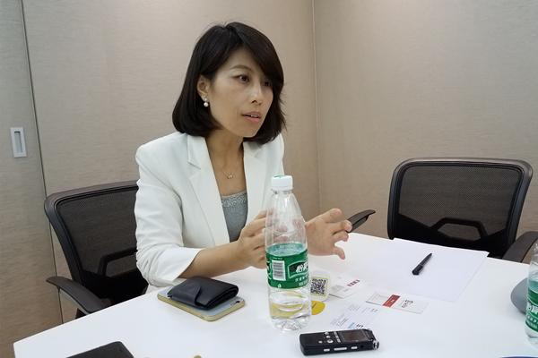 安吉星规划发展总监任洪艳