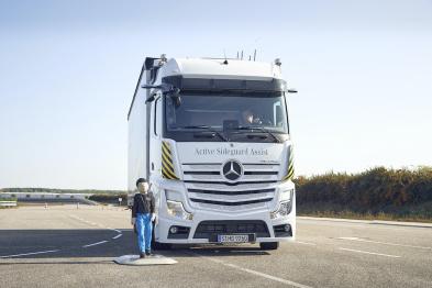 塑造运输的当下与未来,戴姆勒卡车展示未来数字化创新技术