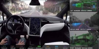 为全自动驾驶留一手,特斯拉推出Autopilot 2.5全新硬件