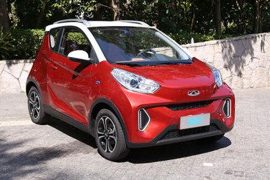 奇瑞山东工厂5月投产,生产两款微型电动车