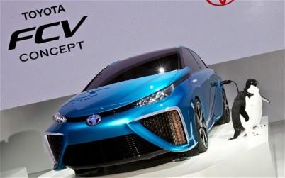 从混动到氢动,丰田为何拒绝电动?