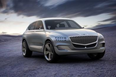 捷恩斯将推首款跨界车型,2020年初正式发布
