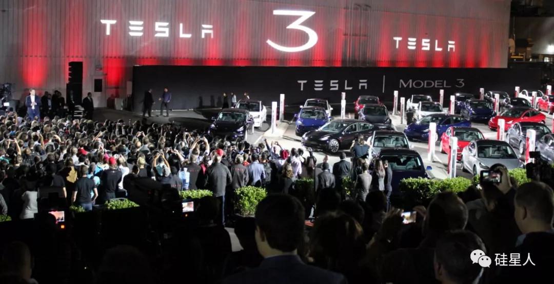 Model 3 成为特斯拉迄今最关键的一款产品,保证它的按时交车是特斯拉今年的最重要工作