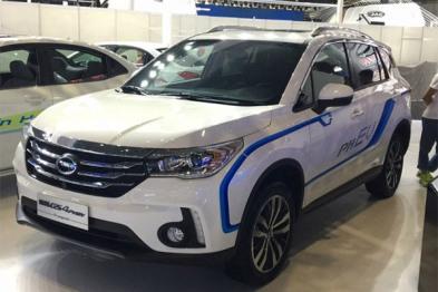 广汽传祺GS4 PHEV今晚上市,GE3开启预售
