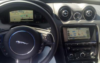 高德牵手捷豹路虎发布的「多屏互动车载导航」,产品背后还有什么?