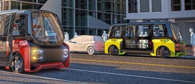 360度角模块加速城市交通革命