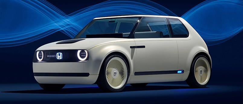 科技说丨本田Urban EV原型车即将发布,仅仅是中控屏有点怪?