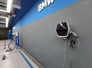 规模翻倍:宝马计划今年在华新建36万根充电桩