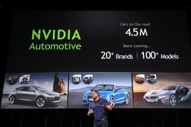 NVIDIA Tegra K1的野心:汽车里的超级计算机