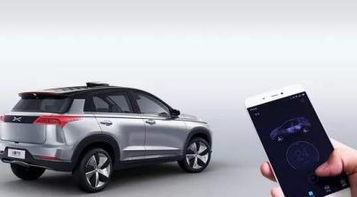 小鹏汽车与小米合作NFC功能
