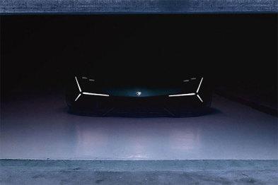兰博基尼与MIT合作,新概念车本周发布