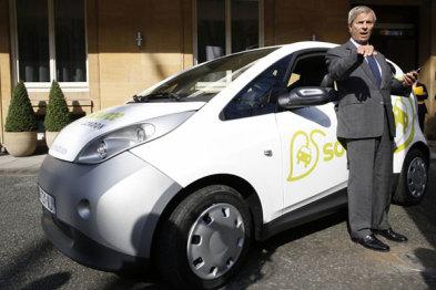 再下一城!Bollore「电动车」共享业务扩展至伦敦