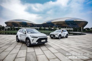 为什么BEIJING-X7能成紧凑级SUV市场的黑马?