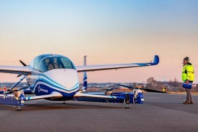 波音飞行汽车完成首次试飞,未来将推2座及4座版本