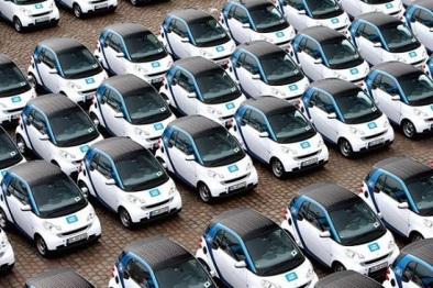 汽车共享迎「国家版」顶层设计,百亿大计