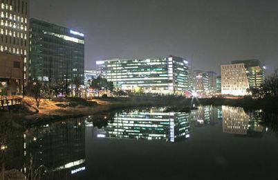 """韩国政府计划投资4320亿元打造本土""""硅谷"""""""