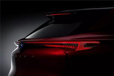 别克纯电动SUV概念车将亮相北京车展