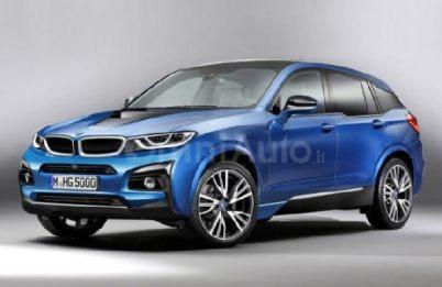 专注研发纯电动X3等,宝马或取消i5车型