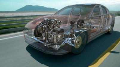 现代新发动机技术CVVD
