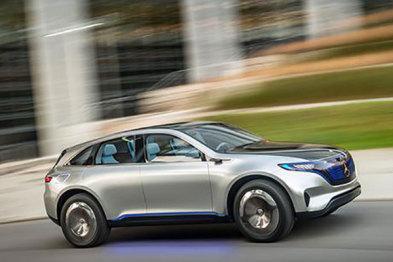 奔驰计划在中国生产电池和电动汽车
