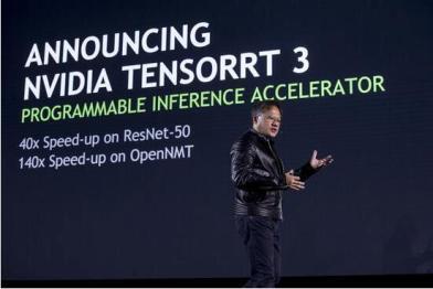 英伟达发布TensorRT 3,打造开放自动驾驶平台