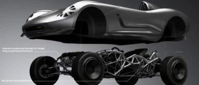 Hackrod利用众筹研发汽车设计软件,旨在提供3D打印定制版车辆