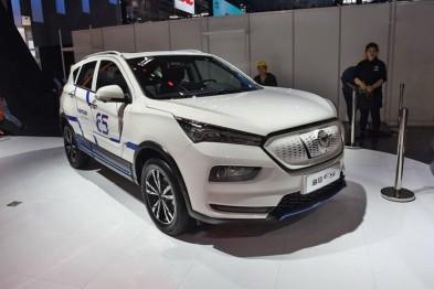 海马于年内推出3款纯电动车型