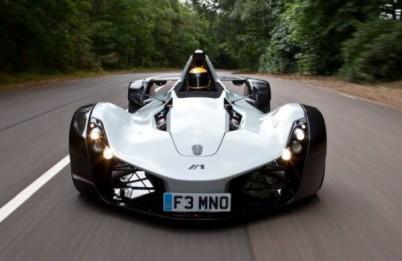 汽车公司Briggs发布石墨烯制汽车