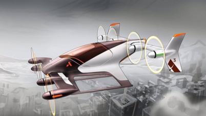 空客集团CEO:年底前测试飞行汽车原型机