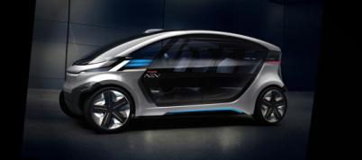 帝人合作AEV,研发下一代轻量化电动汽车解决方案