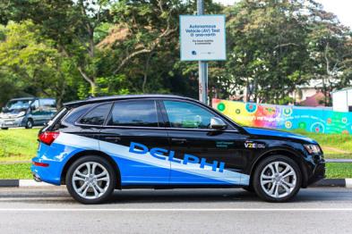 黑莓将为德尔福19年量产的CSLP自动驾驶平台提供QNX操作系统