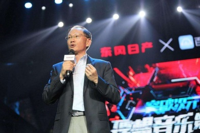 东风日产乘用车公司市场营销总部长刘宗信离职