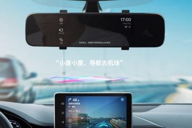 科技值得买丨智能后视镜前瞻,度小镜能成为百度的iPhone SE2吗?