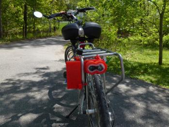 自行车装上激光雷达是一种怎样的体验?