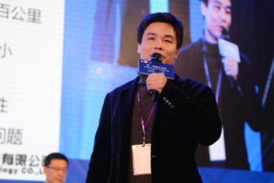 #LINC2015#凯思勒总经理胡志荣:让碳纤维走向民用